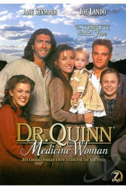 Dr Quinn Medicine Woman The Complete Season 5 Dvd Movie