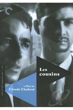 Cousins DVD Cover Art