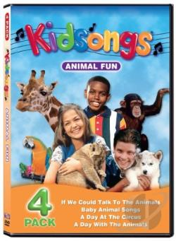 Animal Fun DVD Cover Art