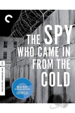 Spy Who Came In From The Cold BRAY Cover Art