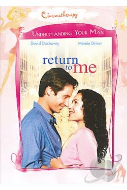 Return to Me DVD Cover Art