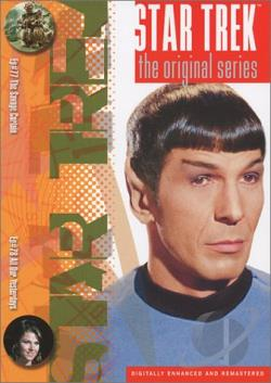Star Trek - Volume 39 (Episodes 77 & 78) DVD Cover Art