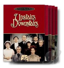 Upstairs Downstairs - The Complete Second Season DVD Cover Art