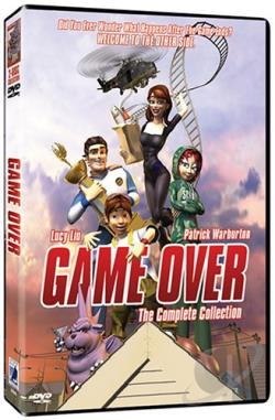 Game Over - The Complete Collection DVD Cover Art