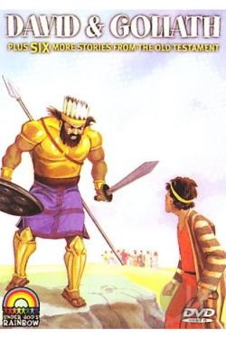 David & Goliath DVD Cover Art