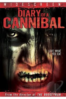 Diary of a Cannibal DVD Cover Art