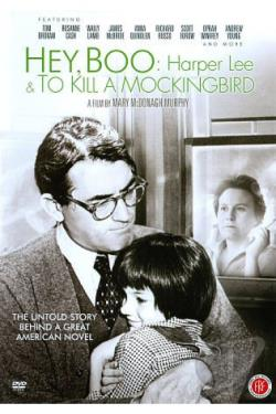 Hey, Boo: Harper Lee and To Kill a Mockingbird DVD Cover Art