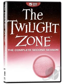 Twilight Zone: The Definitive Edition - Season 2 DVD Cover Art