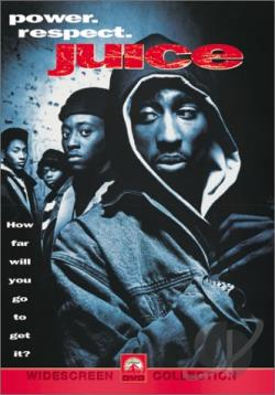 Juice DVD Cover Art