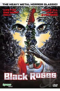 Black Roses DVD Cover Art