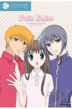 Fruits Basket - Box Set DVD Cover Art