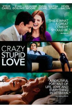 Crazy, Stupid, Love. DVD Cover Art