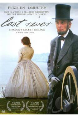 Lost River, Lincoln's Secret Weapon DVD Cover Art