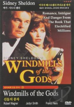 Windmills of the Gods DVD Cover Art