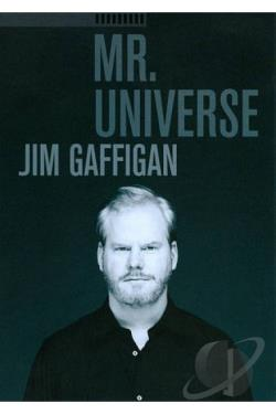 Jim Gaffigan: Mr. Universe DVD Cover Art
