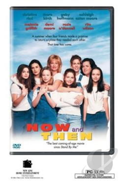 Now and Then DVD Cover Art