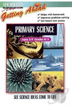 Getting Ahead - Primary Science DVD Cover Art