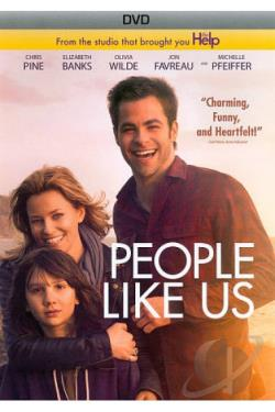 People Like Us DVD Cover Art
