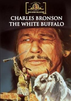 White Buffalo DVD Cover Art