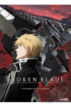 Broken Blade - The Complete Series DVD Cover Art