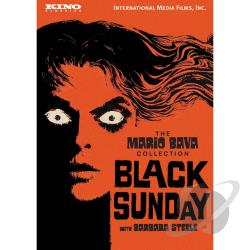 Black Sunday DVD Cover Art