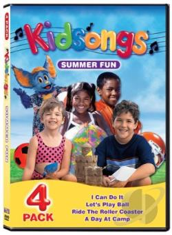 Kidsongs: Summer Fun DVD Cover Art