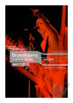 Live At The Budokan DVD Cover Art