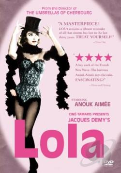 Lola DVD Cover Art