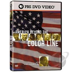 America Beyond the Color Line DVD Cover Art