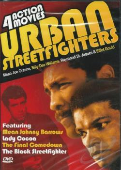 Urban Fighters DVD Cover Art