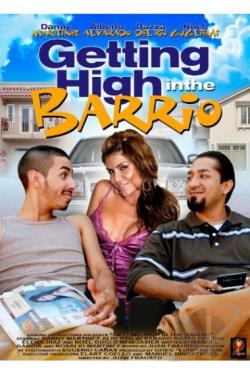 Getting High in the Barrio DVD Cover Art