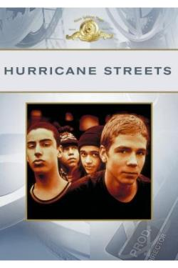 Hurricane Streets DVD Cover Art