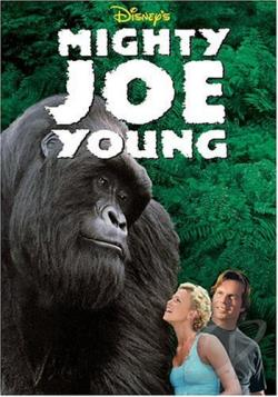 Mighty Joe Young DVD Cover Art