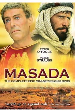 Masada - Miniseries DVD Cover Art