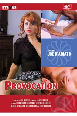 Provocation DVD Cover Art