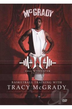 Basketball Training with Tracy McGrady DVD Cover Art