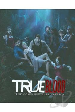 True Blood - The Complete Third Season BRAY Cover Art