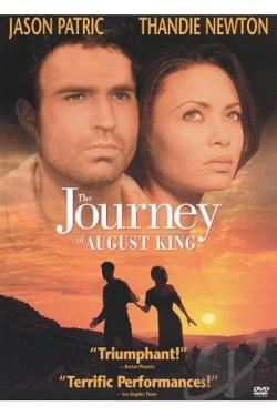 Journey of August King DVD Cover Art