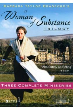 Woman of Substance Trilogy DVD Cover Art