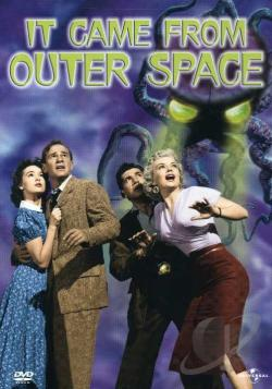 It Came From Outer Space DVD Cover Art