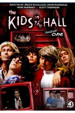 Kids in the Hall - The Complete First Season DVD Cover Art