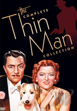 Thin Man Collection DVD Cover Art