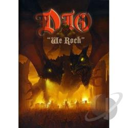 Dio - We Rock DVD Cover Art