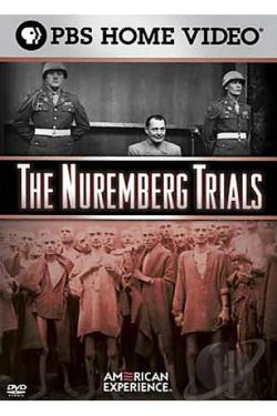 American Experience - The Nuremberg Trials DVD Cover Art