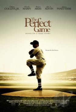 Perfect Game DVD Cover Art