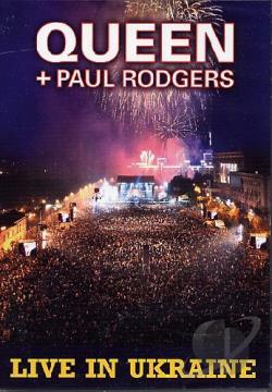 Live In Ukraine DVD Cover Art