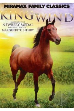 King of the Wind DVD Cover Art