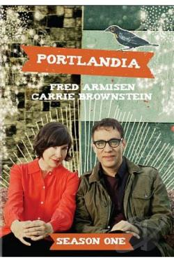 Portlandia: Seasons One and Two DVD Cover Art