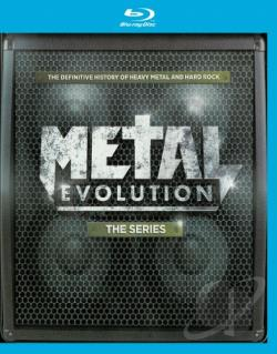 Metal Evolution: The Series BRAY Cover Art