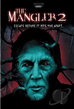 Mangler 2 DVD Cover Art